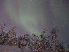 初めてのスウェーデン旅行オーロラ編