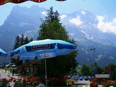 夏のスイスへ ハイキングとパノラマ列車の旅(2)~ベルナー・オーバーラントの山々を眺めて(フィルスト展望台&ユングフラウヨッホ)