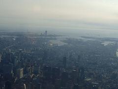 伊丹空港への着陸◆JALで行く新潟1泊2日弾丸旅行≪その7・最終章≫