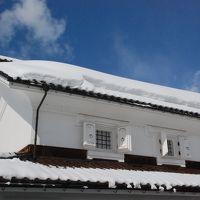 喜多方の「手打ちそば三昧」と「雪に埋もれる蔵屋敷」を訪ねて(福島)