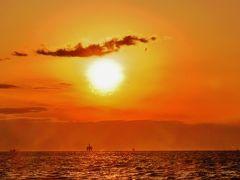 千葉港2/6 東京湾に沈む太陽≒サンセットを追って ☆京葉工業地帯沖