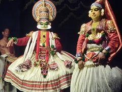 1泊3日 インド コーチン 聖フランシスコ・ザビエルの霊場と南蛮参詣道(4)カタカリ