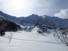 """再び福島の山へ ~冬季限定の""""滝""""を求めて~"""