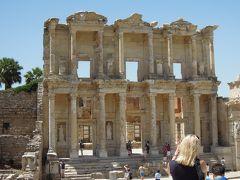 エフェス遺跡周辺の旅行記