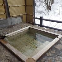 食う風呂遊ぶの旅その1・・・かまくらBBQと雪見露天風呂を満喫