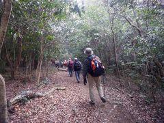 県境の道 豊橋自然歩道を縦走  石巻山(358m) ~ 神石山(325.0m)