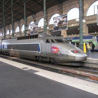 パリ~TGVでモンサンミッシェルへ~Eurostarでロンドンへ