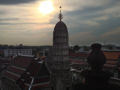 オリエントタイ航空で行くバンコクの旅。