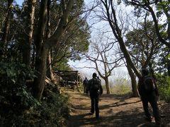 鎌倉アルプスをハイキング