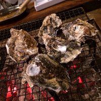 [201502] 博多にて牡蠣を焼く1泊2日