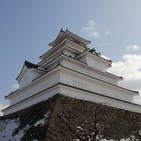 201502-09_雪の野岩鉄道&会津鉄道に乗って鶴ヶ城を見に行ってきました Aizu in winter / Fukushima