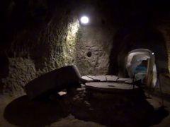Orvieto Underground 地下洞窟ツアー