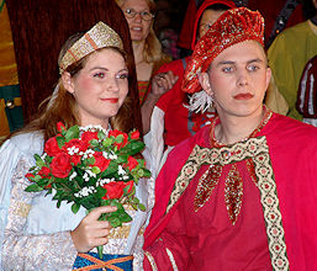 ≪「ディルスベルクの薔薇」の祝祭劇:Festpiel ・Die Rose von Dilsberg≫