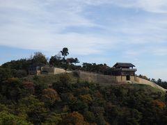日本100名城を巡る旅 ~岡山・香川の6城!~