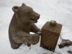 行ってみたかった雪のニッカ余市蒸留所と小樽雪あかりの路、冬の北海道の旅三日目にして雪の洗礼