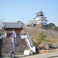 日本百名城をめぐる2 掛川城