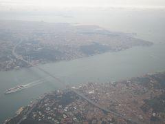 2015.01正月 イスタンブール5時間トランジット観光