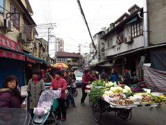 ノンホウ上海5★朝の下町風景