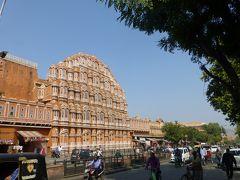 南から北までインド3週間の旅8 (北インド)ジャイプール、ファテープルシークリ