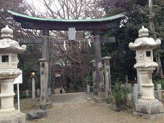 嵐ファンが来るらしい二宮神社に参拝する