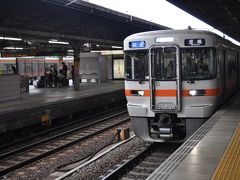2015年3月おとなびパスの旅3-2(大垣駅から大府駅へ)