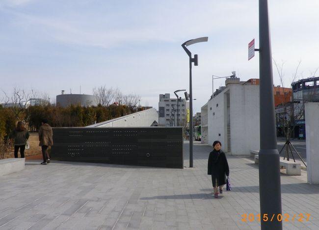 文化殿堂駅