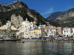南イタリアの旅~アマルフィ
