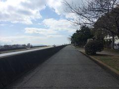 2015年03月 明石市内 海岸をサイクリングしました。