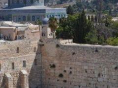 3:イスラエル the聖地!エルサレム旧市街