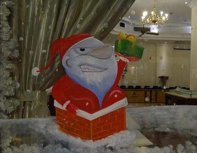 バンコクとホーチミンで過ごすクリスマス2013-<後編> ホーチミンで2泊、機内で1泊