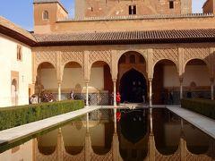 イスラムの至宝、アルハンブラ宮殿から白い国、ミハスへ