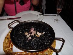 真夏のスペイン個人旅行<世界遺産とバル巡りを満喫>12.バルセロナでの食事