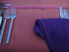 シックスセンシズ・ニンヴァンベイに泊まる旅 2012-<3> 4日目・山上レストラン&5日目・最終日