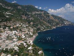 200507-09_南イタリア_アマルフィ海岸ドライブ Driving at Amalfi in Italy