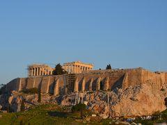 アテネ観光は「アクロポリスに始まって、パルテノンで終わる」のでしょうか