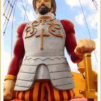 Solitary Journey [1543] 英虞湾遊覧♪<スペイン大航海時代のカラック船と呼ばれる3本マストの帆船「エスペランサ」乗船>三重県志摩市