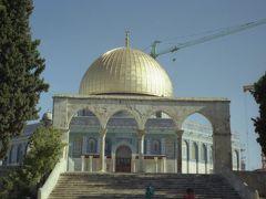 ヨルダン・イスラエル・エジプト2(イスラエル、パレスチナ自治区)