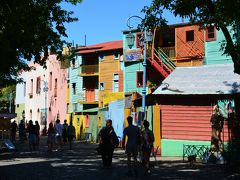 2週間南米旅【1】ブエノス観光