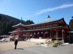 京都一周トレイル(2) 坂本~比叡山~鞍馬