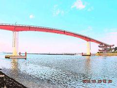 2015 歩行者用橋梁としては日本一の中の島大橋に2回目の訪問