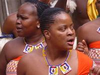 スワジランドの伝統文化