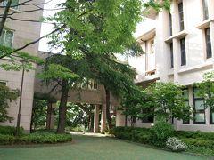 アントニン・レーモンドの建築を求めて ー 聖心女子学院を訪ねる