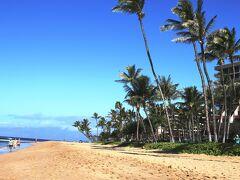 ハワイの風と出会う旅 8(ビーチウォークを征く)