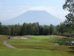 ニセコでゴルフ(*^_^*)
