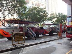 2度目のシンガポール。ラッフルズに2泊・ジョホールバルに2泊など盛り沢山~④2日目:水陸両用車「ダックツアー」で市内観光。