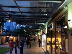 ボニファシオ・グローバルシティ ハイストリートでのんびり散歩 《フィリピン紀行(2)》
