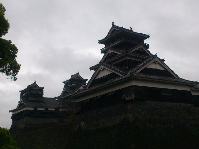 熊本城周辺
