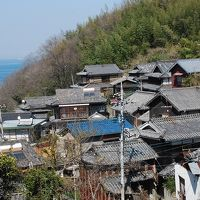 急斜面の真鍋島岩坪集落と、気ままな猫の佐柳島を訪ねて(岡山)