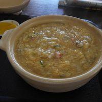 """たまには「ベタ」なB級ご当地グルメ1410  「蟹飯麺 """"安安""""」   ~京丹後・京都~"""