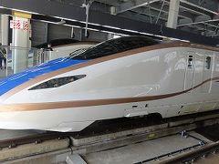 青春18切符で金沢へ、北陸新幹線にも乗ったよ!